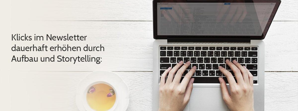 newsletter-marketing für unternehmen und vereine header gruverde